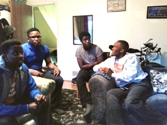 The Young mens Lifegroup in Edgbaston