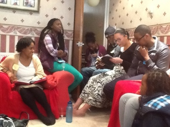 'Try Know' session, Smethwick 2014