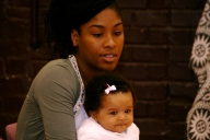 Abielle's Baby Blessing 2011