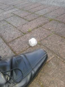 Kicking foil